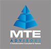 MTE Advisors Mobile Logo